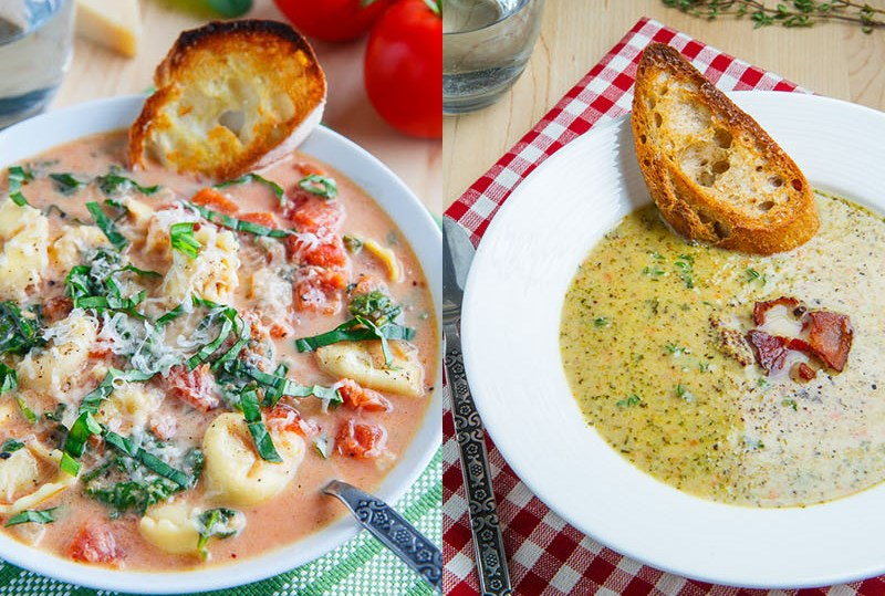 60 Soups to Warm You Up This Fall