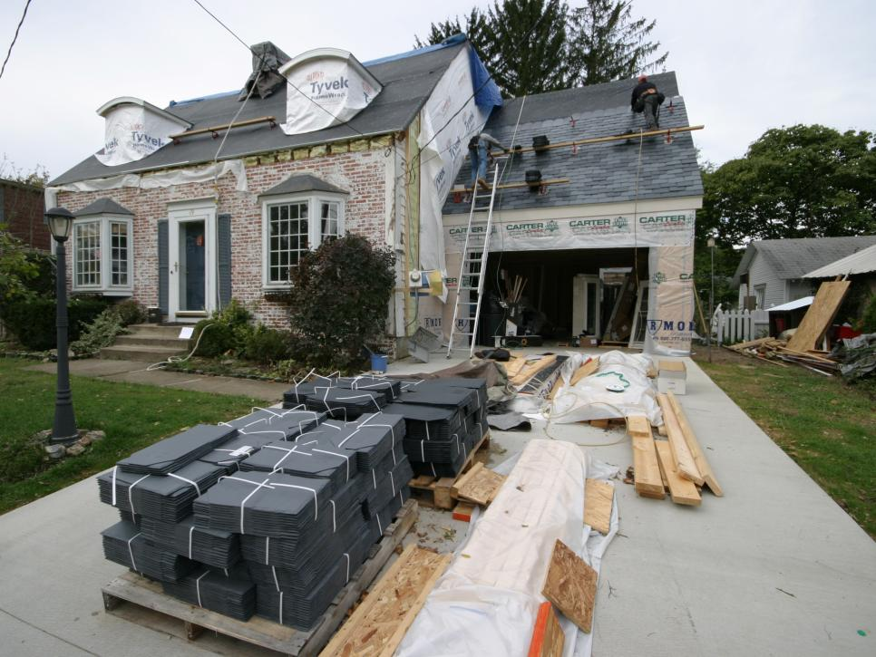 Retrofitting an Existing Roof for Energy Efficiency