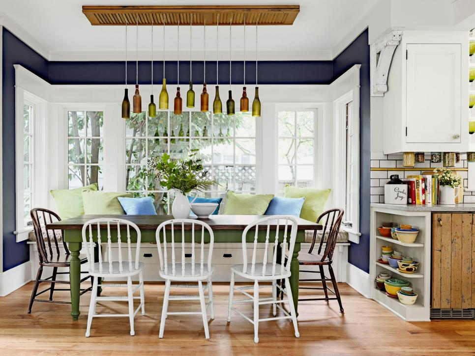 Go Green With a Recycled Kitchen
