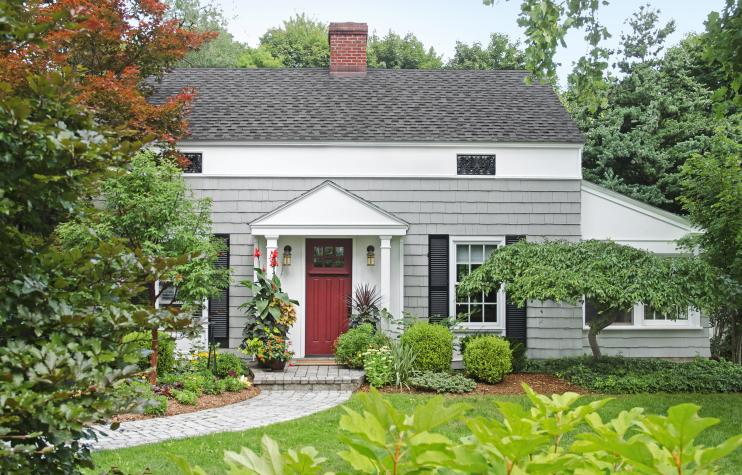 Green Building Expert's 1931 Colonial Revival Redo