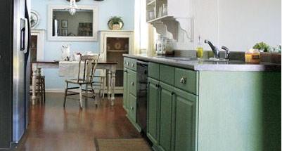 A Farmhouse Kitchen Redo for $564