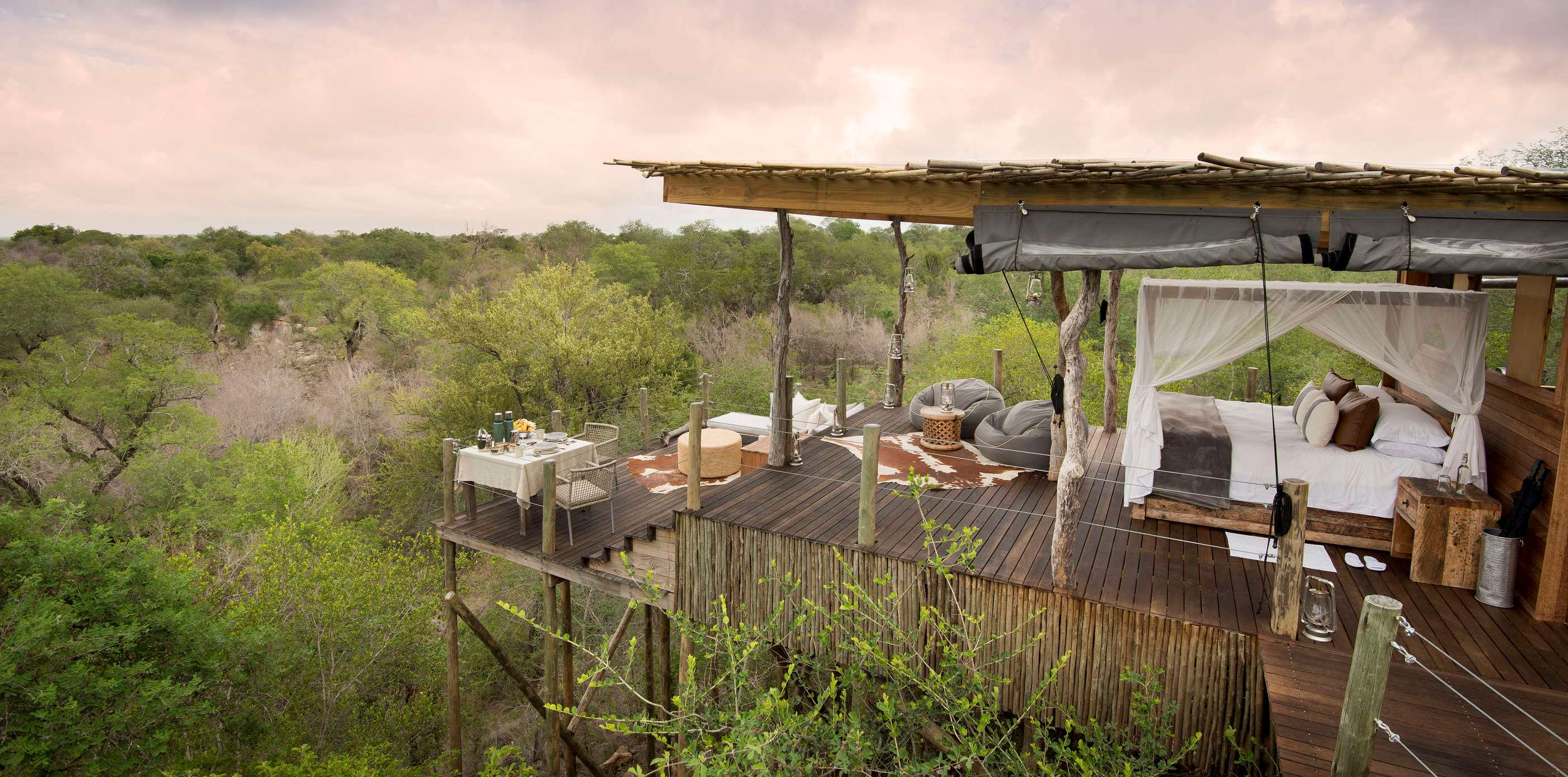 The World's 10 Coolest Treehouse Hotels