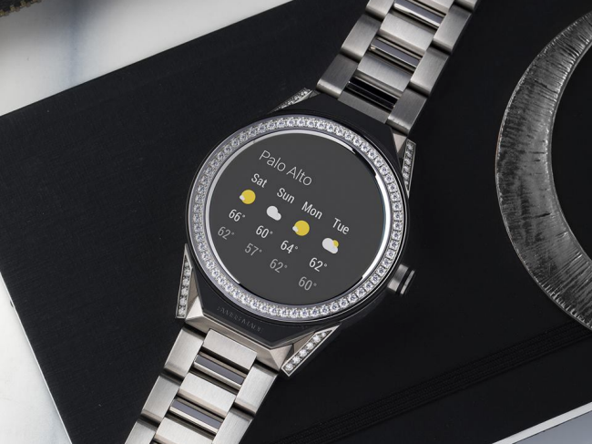 There's finally a smartwatch for watch aficionados
