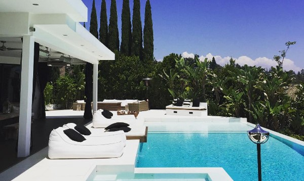 The Best Celebrity Pools, According to Instagram