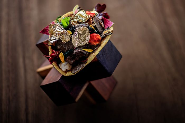 The World's Most Expensive Taco?!