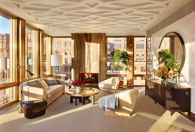Luxury Penthouses with Major Opulence