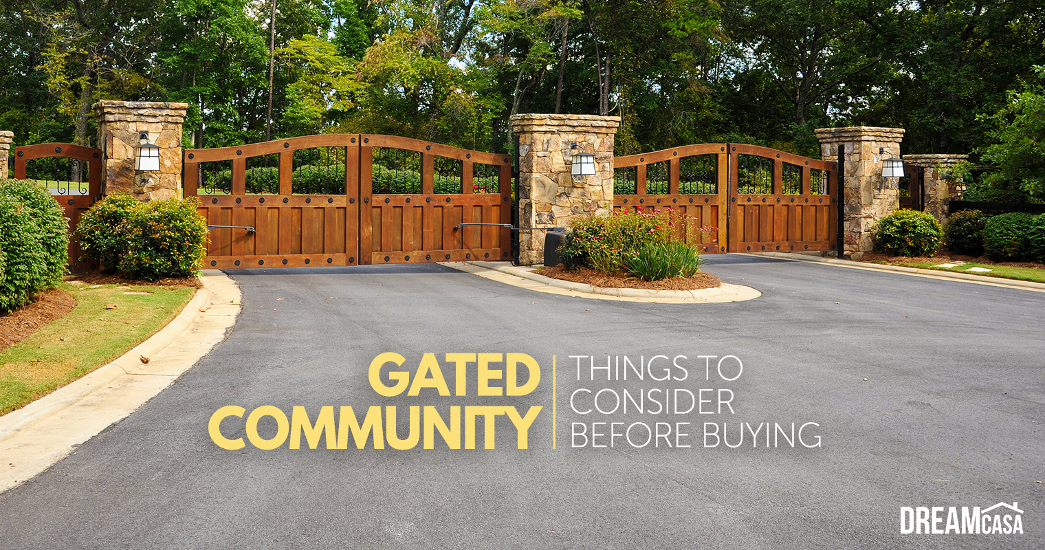 Gated Community: Things To Consider Before Buying