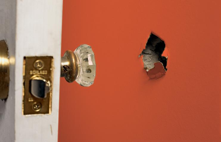 How to Patch Holes in Drywall