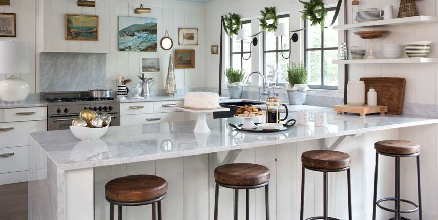 Great Ideas for Kitchen Islands