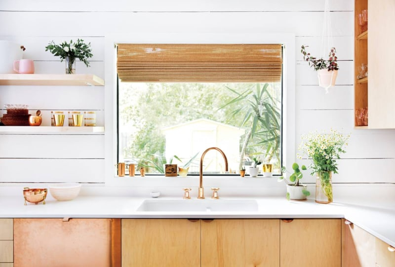 17 Pretty (and functional) Kitchen Windows