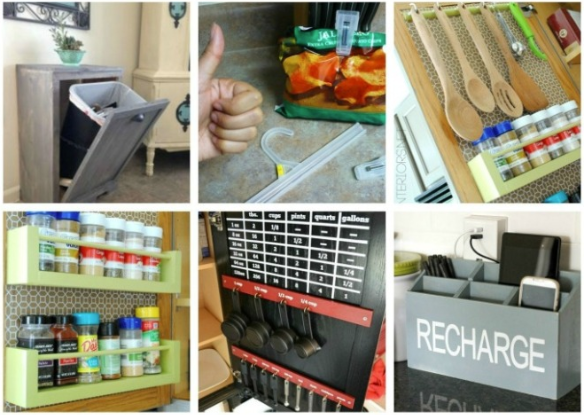 20+ Kitchen Organizing Ideas: Tips That Will Change Your Life