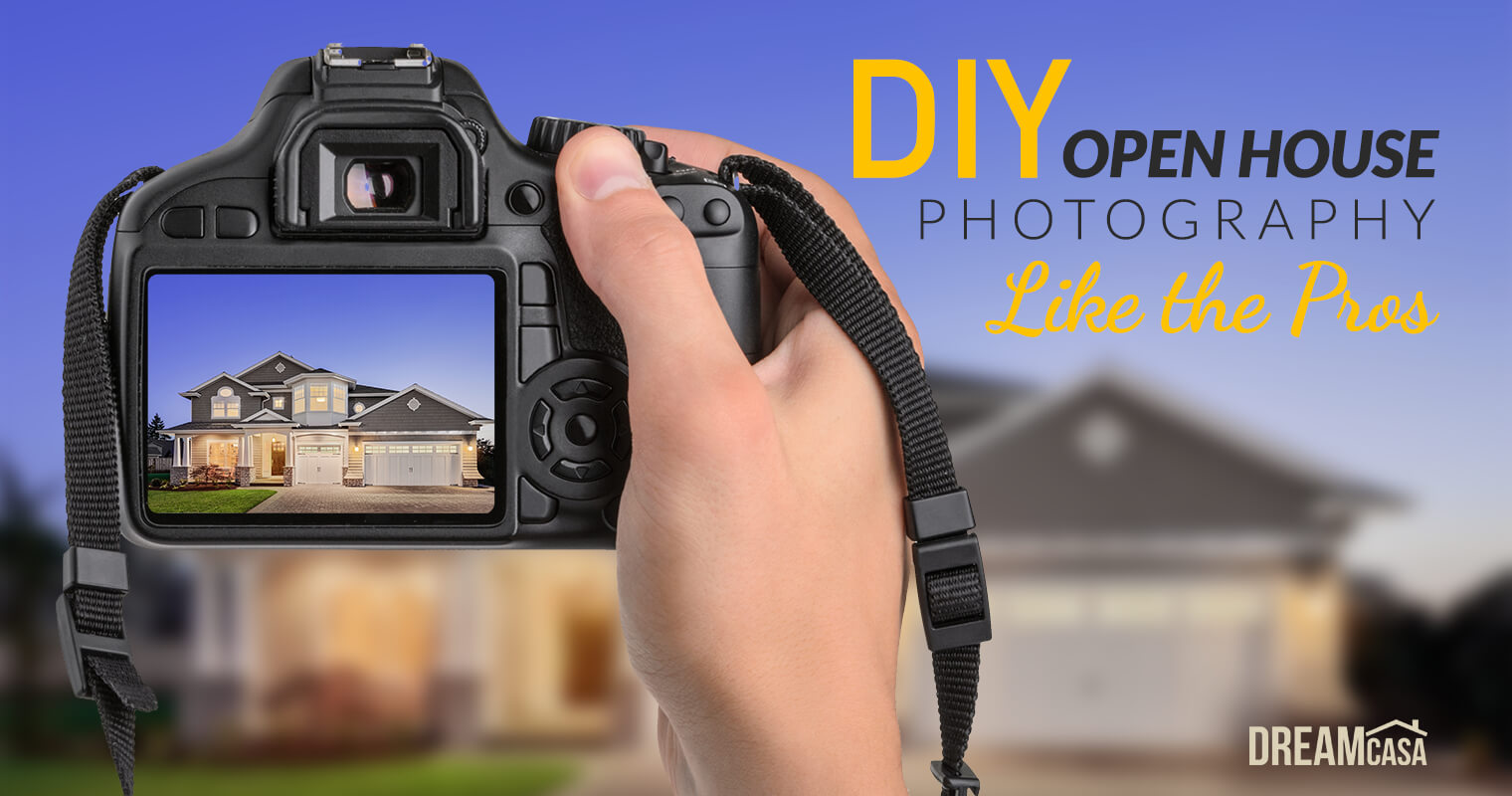 DIY Open House Photography Like The Pros