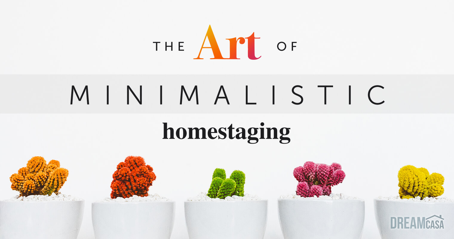 The Art of Minimalism and How to Bring It Home