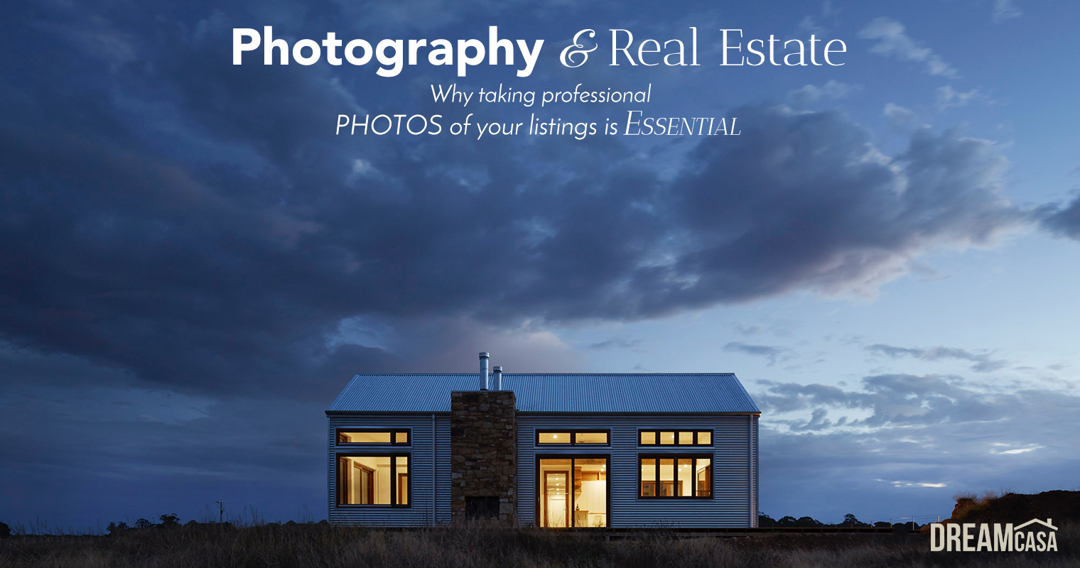 Why Taking Professional Photos of Your Listings is Essential