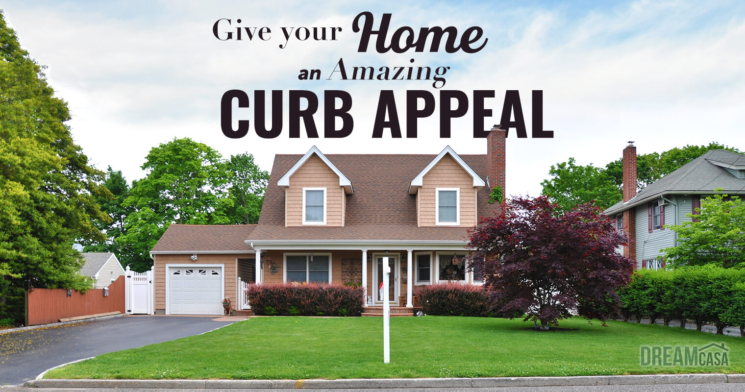 What Will Give Your Home the Most Curb Appeal?
