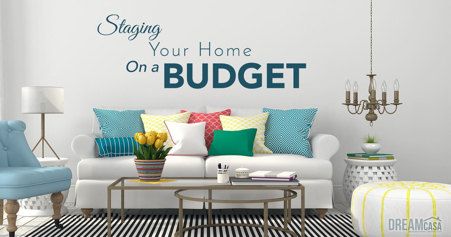 5 Easy Ways to Stage Your Home on a Budget