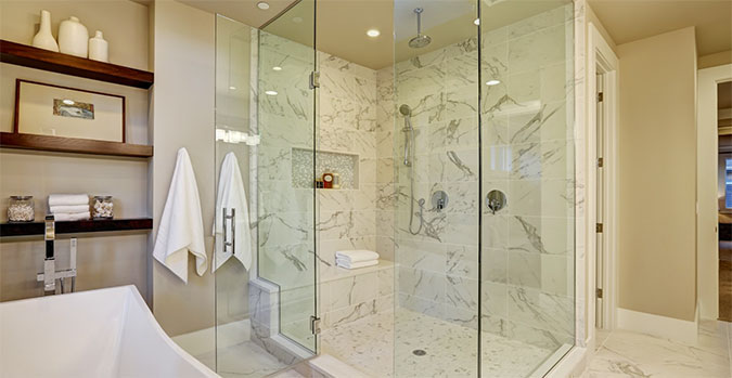 7 Reasons to Pick a Walk-in Shower