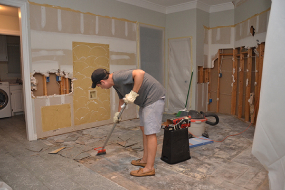 How Long Is That Remodel Going to Take?