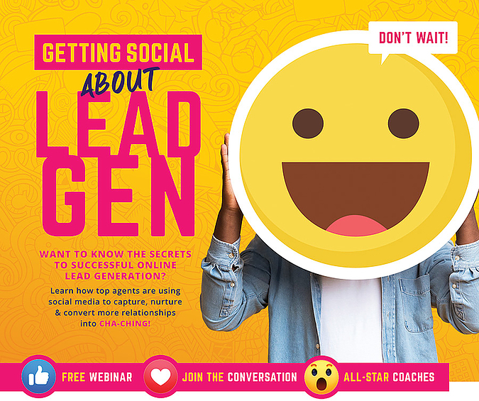 It's time to get social with your lead generation...stand out from the crowd, build a successful pipeline, and drive conversions.